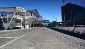 Oakland lotnisko międzynarodowe nowe Zelandii Fotografia Royalty Free