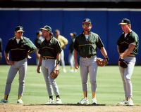 Oakland A's Stock Afbeelding