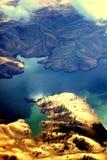 Oakland von der Luft Stockfoto