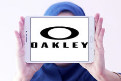 Oakley logo Obraz Stock
