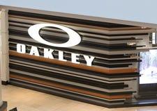 Oakley sklep fotografia stock