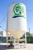 Oakshire som bryggar vattentornet Arkivfoton