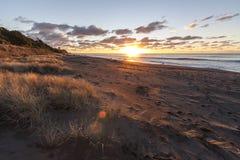 Oakura Beach, Taranaki, NZ Stock Image