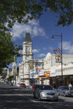 Oamaru-` s viktorianischer Bezirk, Neuseeland Lizenzfreie Stockfotos