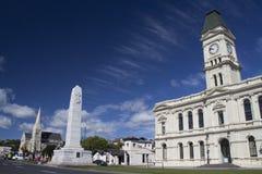 Oamaru-` s viktorianischer Bezirk, Neuseeland Stockfoto