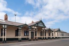 Oamaru stacja kolejowa Zdjęcia Stock
