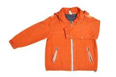 oange куртки стоковая фотография rf