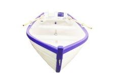 Oar boats Stock Photo