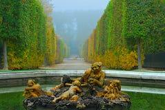 Oark de Versalles Fotos de archivo libres de regalías