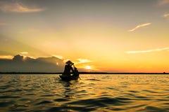 oarsman Стоковое фото RF