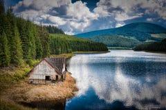 Oasa Lake stock image