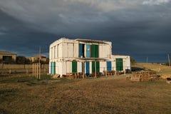 Oaseclub in Udabno Royalty-vrije Stock Fotografie