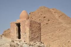Oasi di Chebika in Tunisia del sud. Fotografia Stock Libera da Diritti