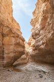 Oasi Tamerza della montagna in Tunisia 5 Fotografia Stock Libera da Diritti