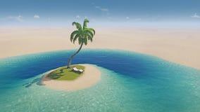 oasis Lizenzfreie Stockfotos