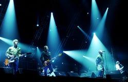 OASIS Asia tour concert Stock Photography