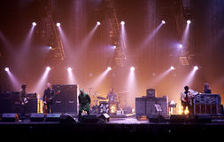 OASIS Asia tour concert Stock Image
