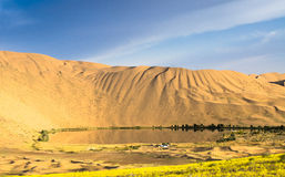 Desert sky Royalty Free Stock Photography