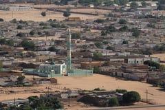 The oasis city of Kerma Sudan Stock Photography