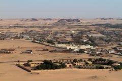 The oasis city of Kerma Sudan Stock Photo