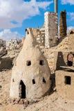 Oasis de Bahariya Égypte photos libres de droits