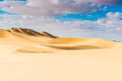 Oasis de désert de Siwa Image stock