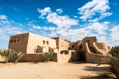 Oasis de désert de Siwa Photos libres de droits