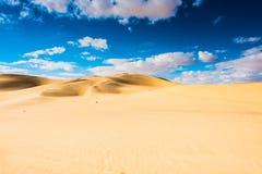 Oasis de désert de Siwa Photographie stock
