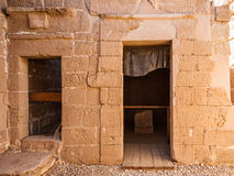 Oasis de Dakhla, Egypte photo stock