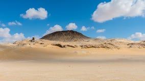 Oasis de Farafra en Egypte Photos stock