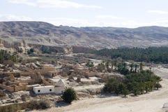 Oasis de la montaña Fotos de archivo libres de regalías