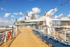 Oasis des mers Image libre de droits