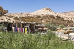 Oasis en Tunisie photo libre de droits