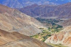 Oasis Himalayan Fotos de archivo libres de regalías