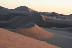 Oasis of Huacachina in Atacama desert, Peru Royalty Free Stock Photography