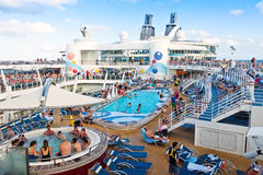 Oasis Of The Seas Royalty Free Stock Photo