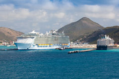 Oasis of the Seas Stock Image