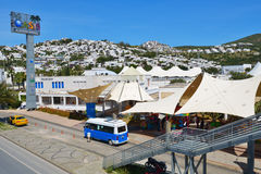 Oasis shopping center in Bodrum, Turkey Royalty Free Stock Photography