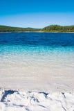Oasis tropical Imagen de archivo