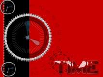 Oast e presente futuros do tempo ilustração stock