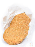 Oat biscuit cookie Stock Photography