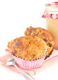 Oat bran muffins Royalty Free Stock Photography