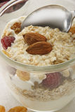 Oat breakfast Royalty Free Stock Images