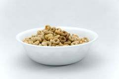 Oat cereal Stock Image