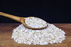 Oat bran Stock Images