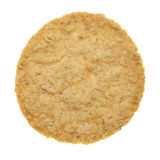 Oat cookie stock photos