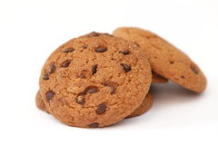 Oat cookies Stock Image