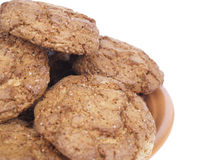Oat cookies Stock Photography