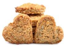 Oat cookies. Stock Photo