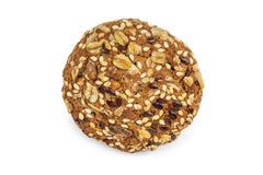 Oat cookies Royalty Free Stock Images